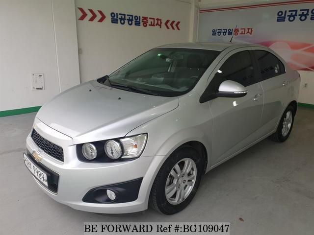 Used 2014 Chevrolet Aveo For Sale Bg109047 Be Forward