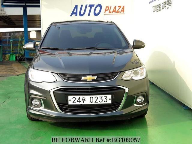 Used 2017 Chevrolet Aveo For Sale Bg109057 Be Forward