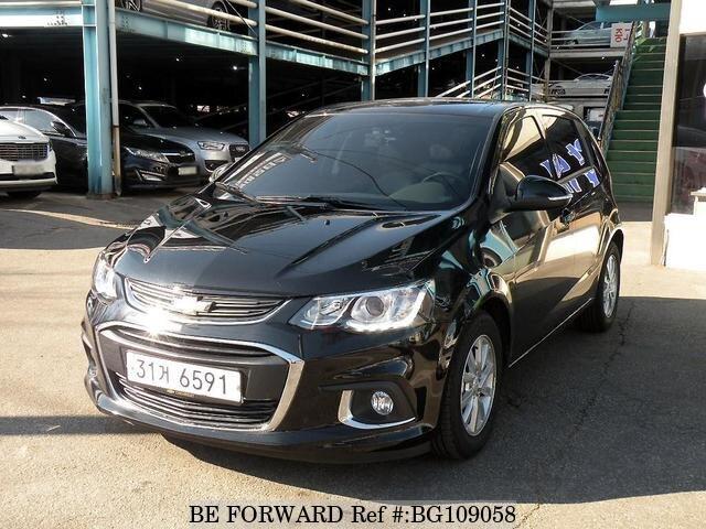 Used 2017 Chevrolet Aveo For Sale Bg109058 Be Forward