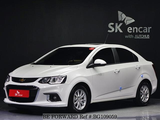 Used 2017 Chevrolet Aveo For Sale Bg109059 Be Forward