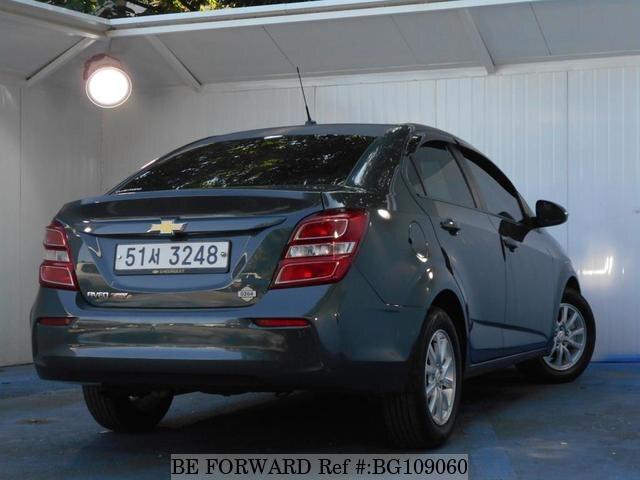 Used 2017 Chevrolet Aveo For Sale Bg109060 Be Forward