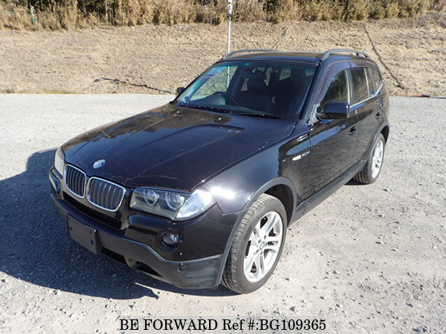Used 2006 BMW X3 BG109365 for Sale