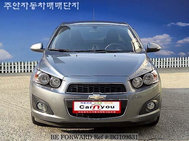 Used 2014 Chevrolet Aveo For Sale Bg109531 Be Forward