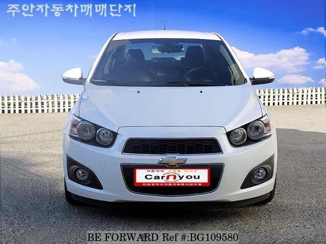 2014 Chevrolet Aveo Doccasion En Promotion Bg109580 Be Forward