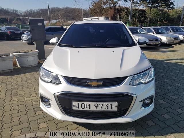 Used 2017 Chevrolet Aveo For Sale Bg109628 Be Forward