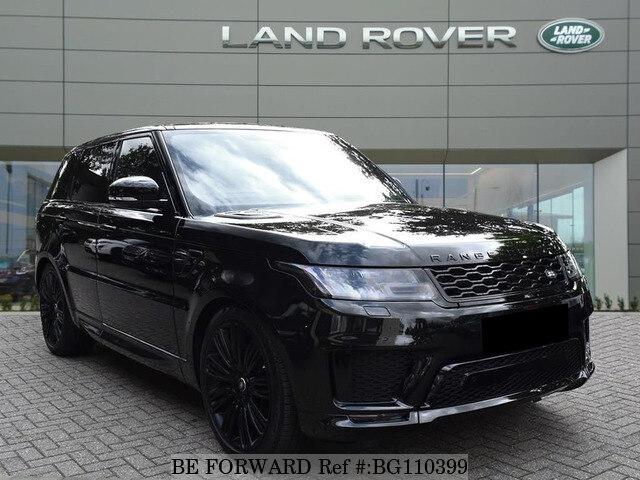 Used 2018 Land Rover Range Sport Bg110399 For Image