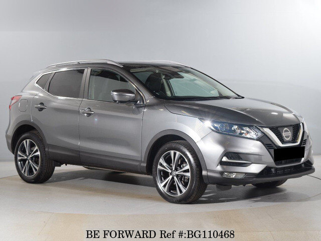 2018 nissan qashqai auction grade 4 5 auto petrol d 39 occasion bg110468 be forward. Black Bedroom Furniture Sets. Home Design Ideas