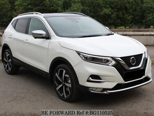 Used 2018 Nissan Qashqai For Sale Bg110525 Be Forward