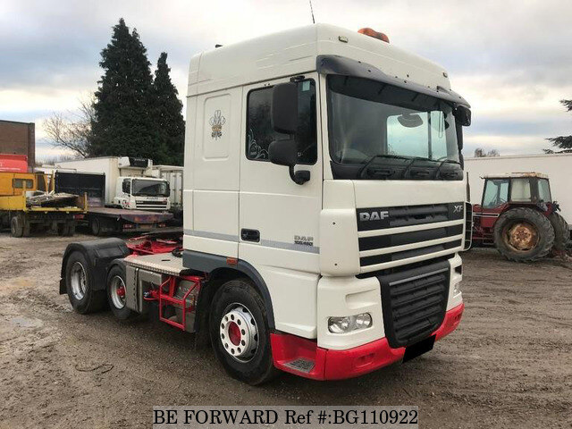 Used 2011 DAF DAF OTHERS BG110922 for Sale