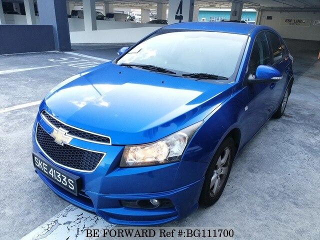 Used 2012 Chevrolet Cruze For Sale Bg111700 Be Forward