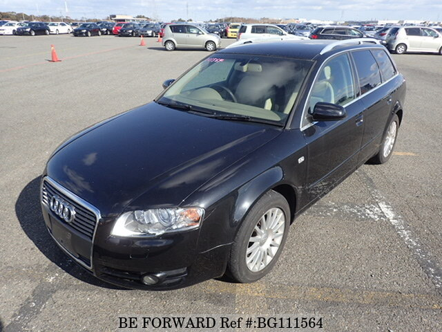 Used 2007 AUDI A4 BG111564 for Sale