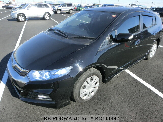 Used 2013 HONDA INSIGHT EXCLUSIVE BG111447 for Sale