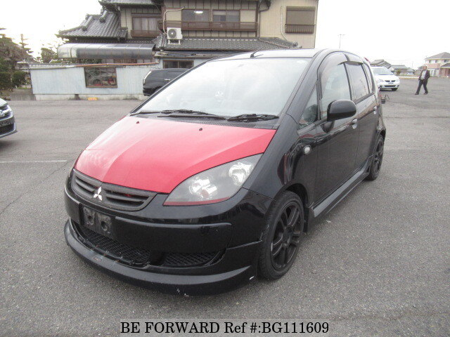 Used 2007 MITSUBISHI COLT BG111609 for Sale
