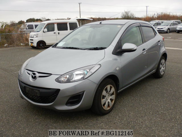 Used 2013 MAZDA DEMIO BG112145 for Sale