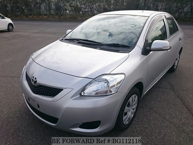 Used 2011 TOYOTA BELTA BG112118 for Sale