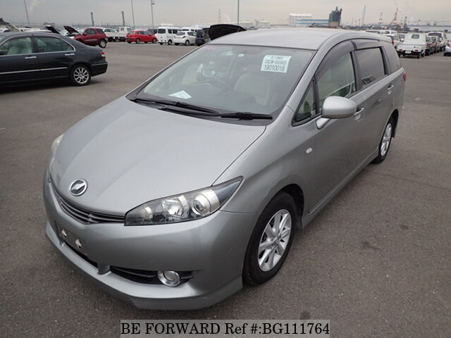 Used 2010 TOYOTA WISH BG111764 for Sale