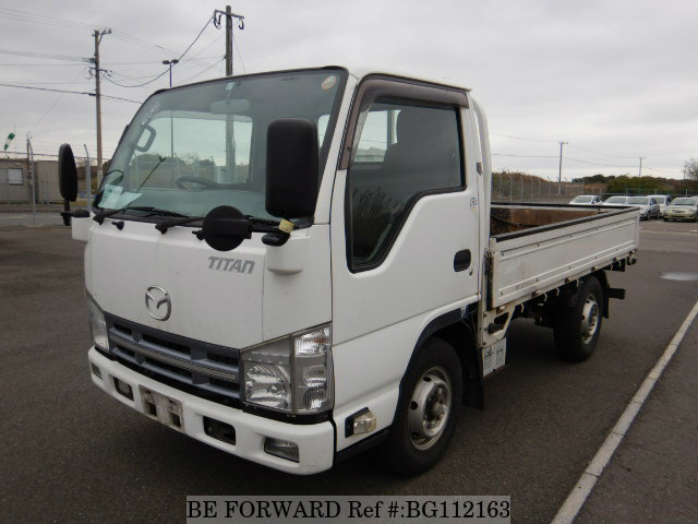 Used 2009 MAZDA TITAN BG112163 for Sale
