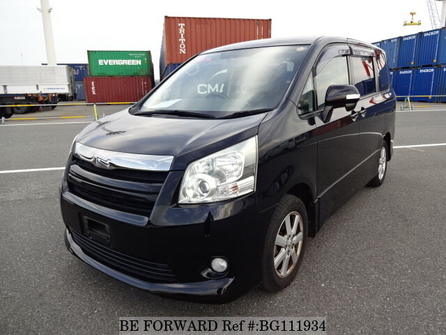 Used 2008 TOYOTA NOAH BG111934 for Sale