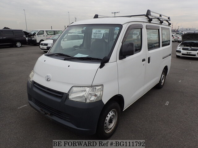 Used 2010 TOYOTA TOWNACE VAN BG111792 for Sale