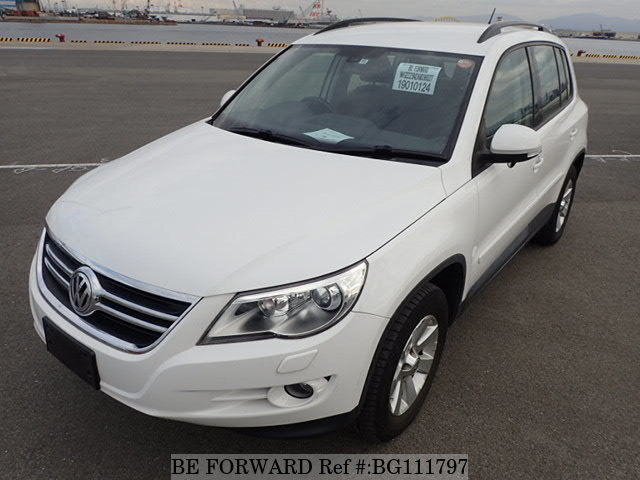 Used 2010 VOLKSWAGEN TIGUAN BG111797 for Sale