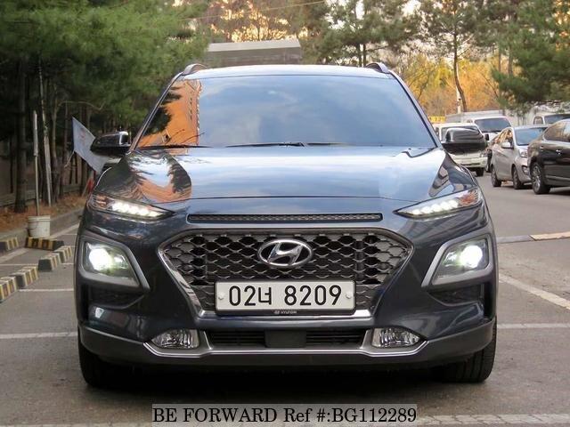 Used 2018 Hyundai Kona For Sale Bg112289 Be Forward
