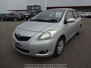 Used 2010 TOYOTA BELTA BG111908 for Sale