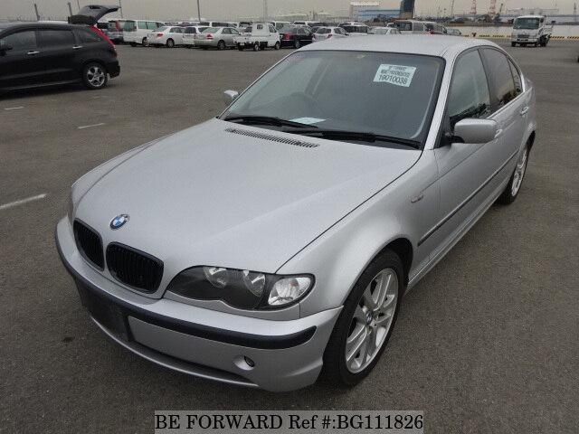 2004 BMW 3 SERIES/GH-AV22 usados à venda no Japão BG111826