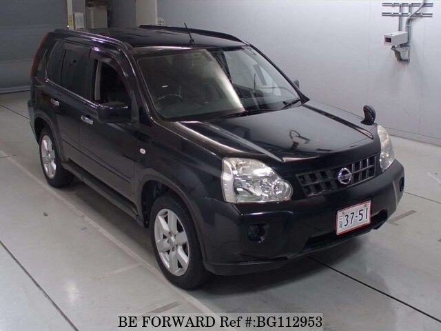 Used 2009 Nissan X Trail 20x Dba Nt31 For Sale Bg112953 Be Forward