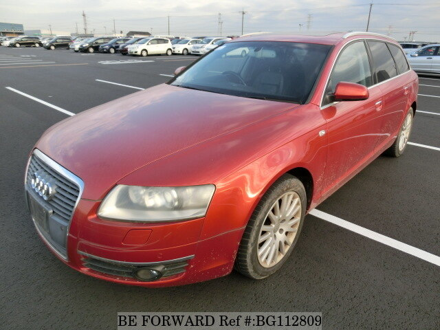 Used 2005 AUDI A6 BG112809 for Sale