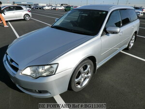 Used 2003 SUBARU LEGACY TOURING WAGON BG113057 for Sale