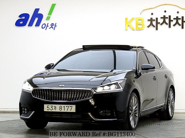Used 2017 Kia K7 Bg113400 For