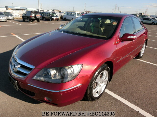 Used 2004 HONDA LEGEND BG114395 for Sale