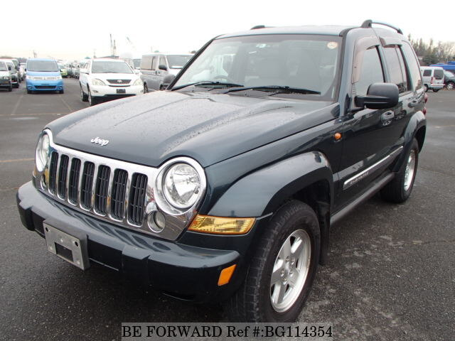 Used 2006 JEEP CHEROKEE BG114354 for Sale