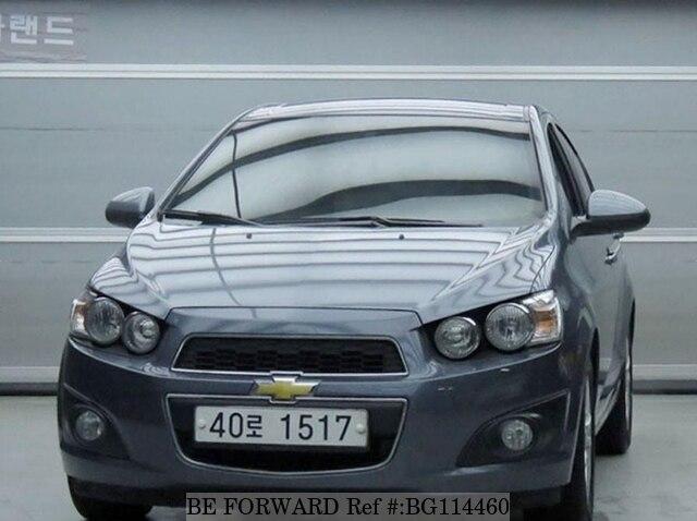 Used 2013 Chevrolet Aveo For Sale Bg114460 Be Forward