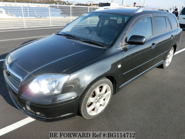 Used 2006 TMUK AVENSIS WAGON BG114712 for Sale