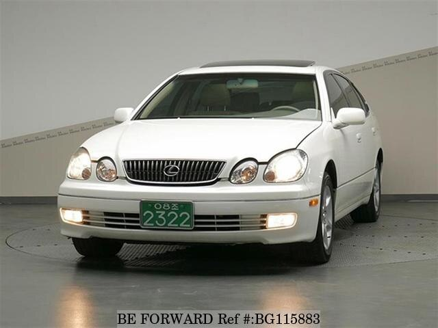 Used 2003 LEXUS GS BG115883 for Sale