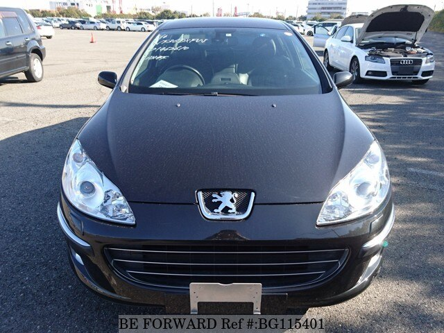 used 2006 peugeot 407 sports 3 0 gh d2v for sale bg115401. Black Bedroom Furniture Sets. Home Design Ideas