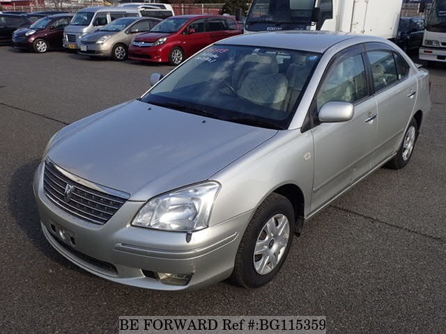 Used 2003 Toyota Premio F L Package Ua Nzt240 For Sale Bg115359 Be