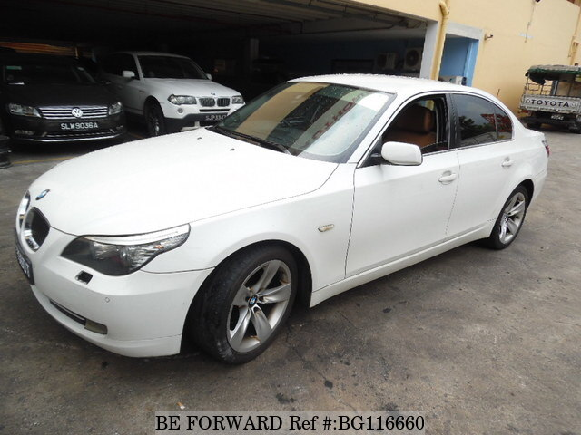 Used 2008 Bmw 5 Series 525i Xl525i For Sale Bg116660 Be Forward