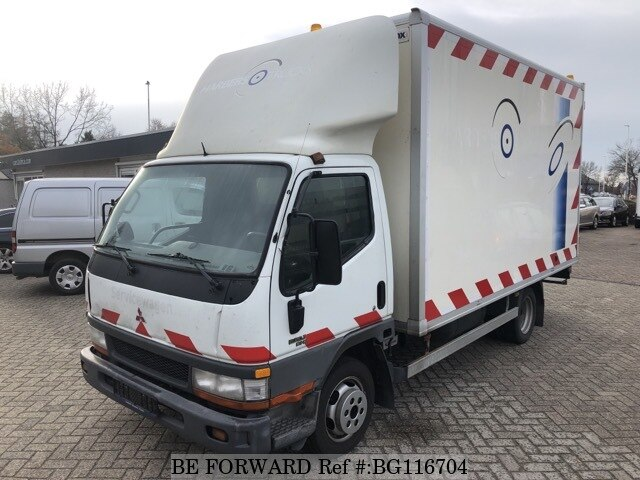 4aceec3dfe Used 2001 MITSUBISHI CANTER FB 634 3.0 D for Sale BG116704 - BE FORWARD