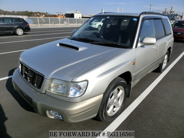 Used 2000 SUBARU FORESTER BG116560 for Sale