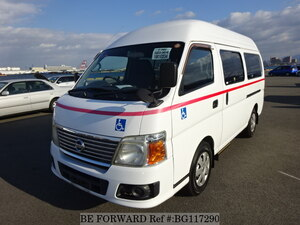 Used 2006 NISSAN CARAVAN BUS BG117290 for Sale