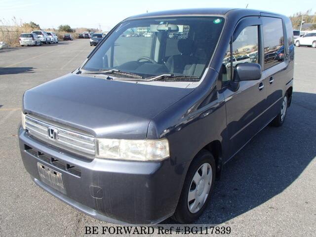 Used 2005 Honda Mobilio Spike Cba Gk1 For Sale Bg117839 Be Forward