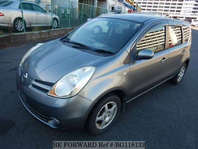 Nissan Note Occasion >> 2006 Nissan Note 15e Four Dba Ne11 D Occasion Bg118133 Be