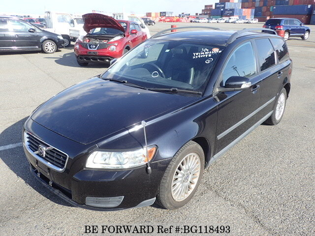 Used 2007 VOLVO V50 BG118493 for Sale