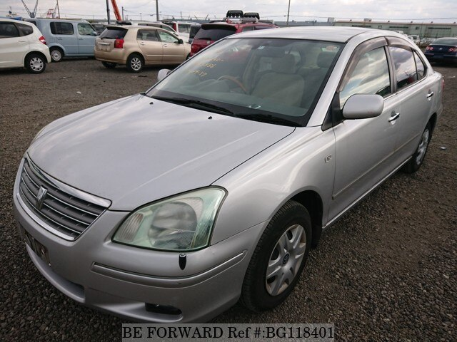 Used 2006 Toyota Premio F L Package Limited Cba Nzt240 For Sale