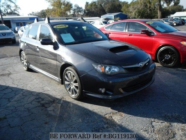 Used Subaru Wrx For Sale >> Used 2009 Subaru Impreza Wrx D 4 For Sale Bg119130 Be Forward