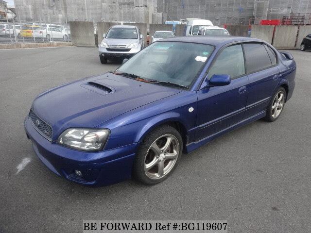 Used 2001 Subaru Legacy B4 Rs K Ta Be5 For Sale Bg119607 Be Forward