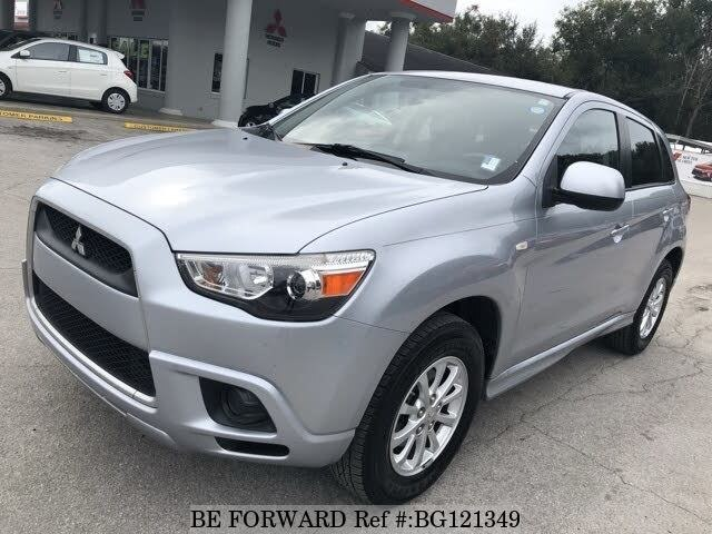 used 2012 mitsubishi outlander t/es for sale bg121349 - be forward