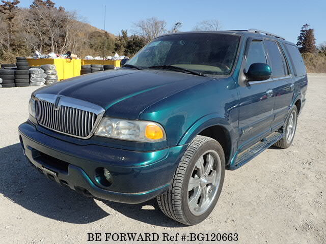 used 2002 lincoln navigator for sale bg120663 be forward used 2002 lincoln navigator for sale